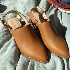Brand-new Madewell heels